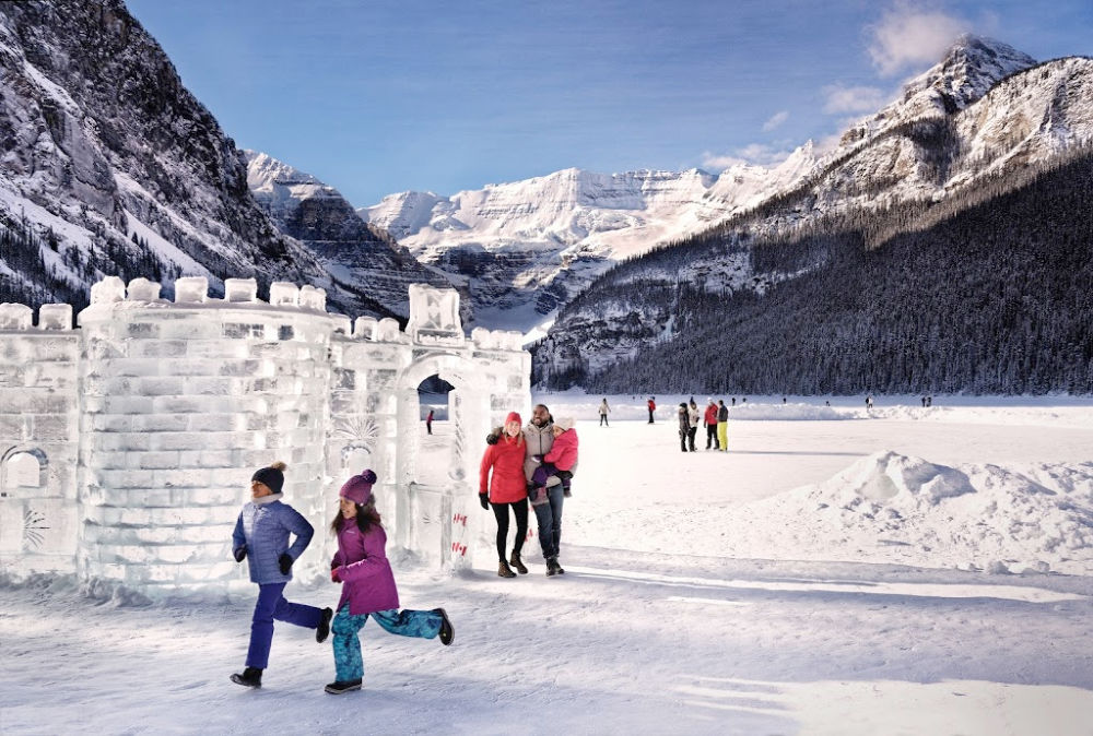 Where to find your perfect ice castle around the world