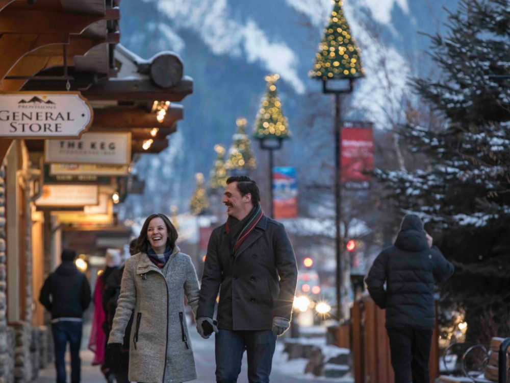 Everything you need to know to make your Christmas in Banff a blast