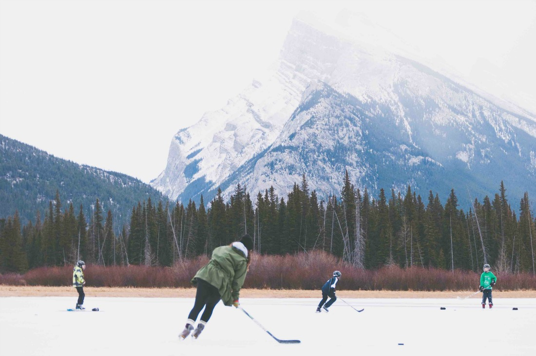 Everything you need to know about playing girls hockey in Calgary