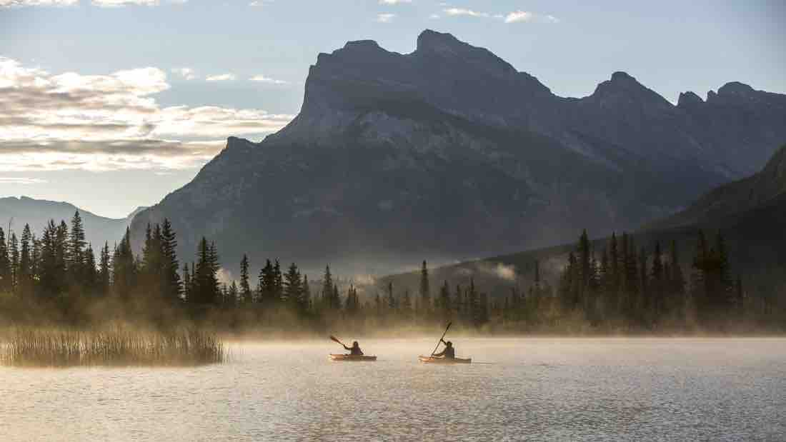 Headed to Banff for kayaking? You'll want to read this first!