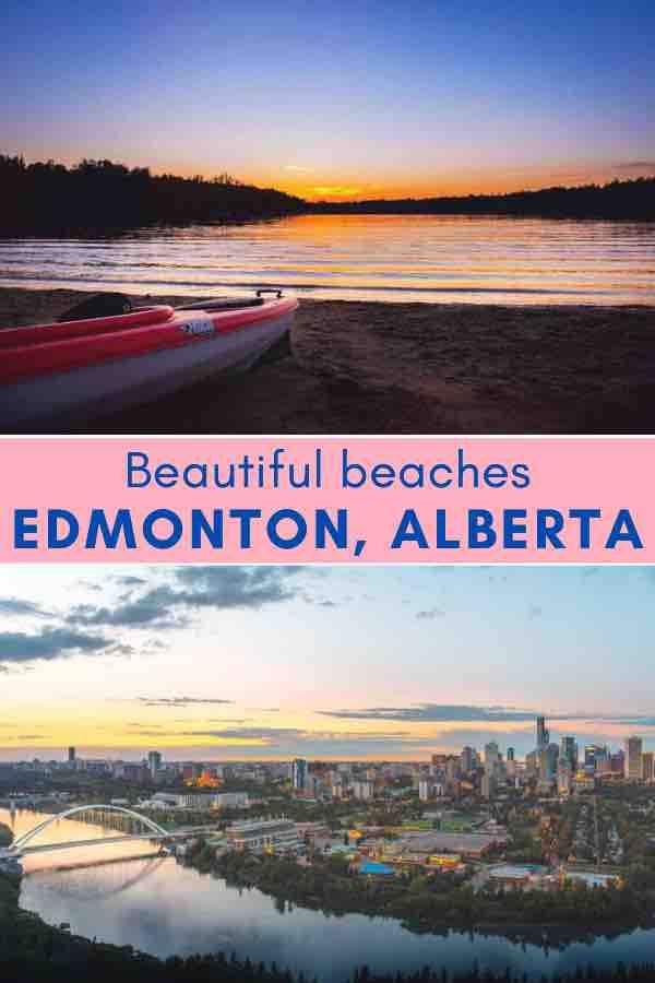 Edmonton Beaches