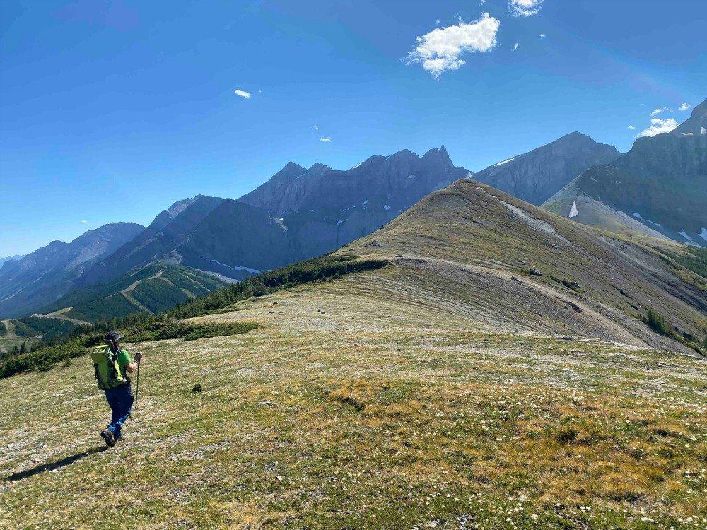 Mount Baldy alberta canada