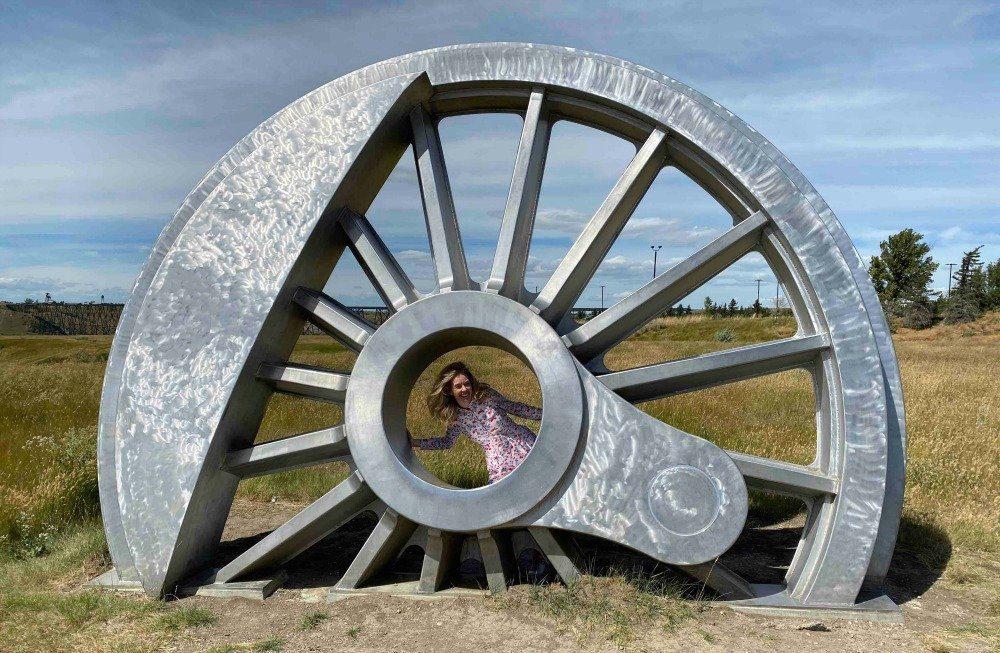 prairie public art