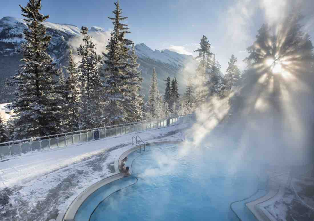 Alberta Hot Springs