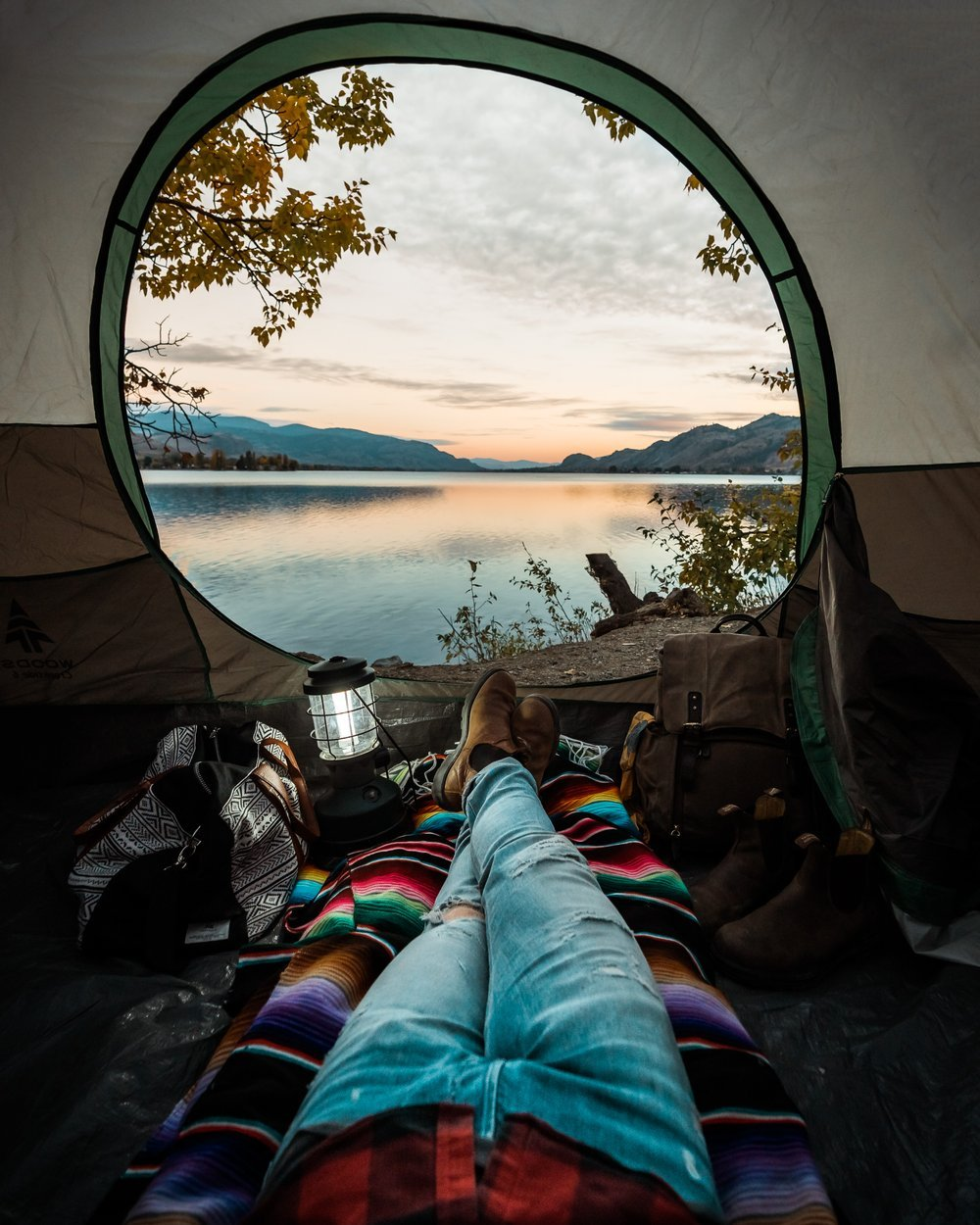 Osoyoos Campgrounds