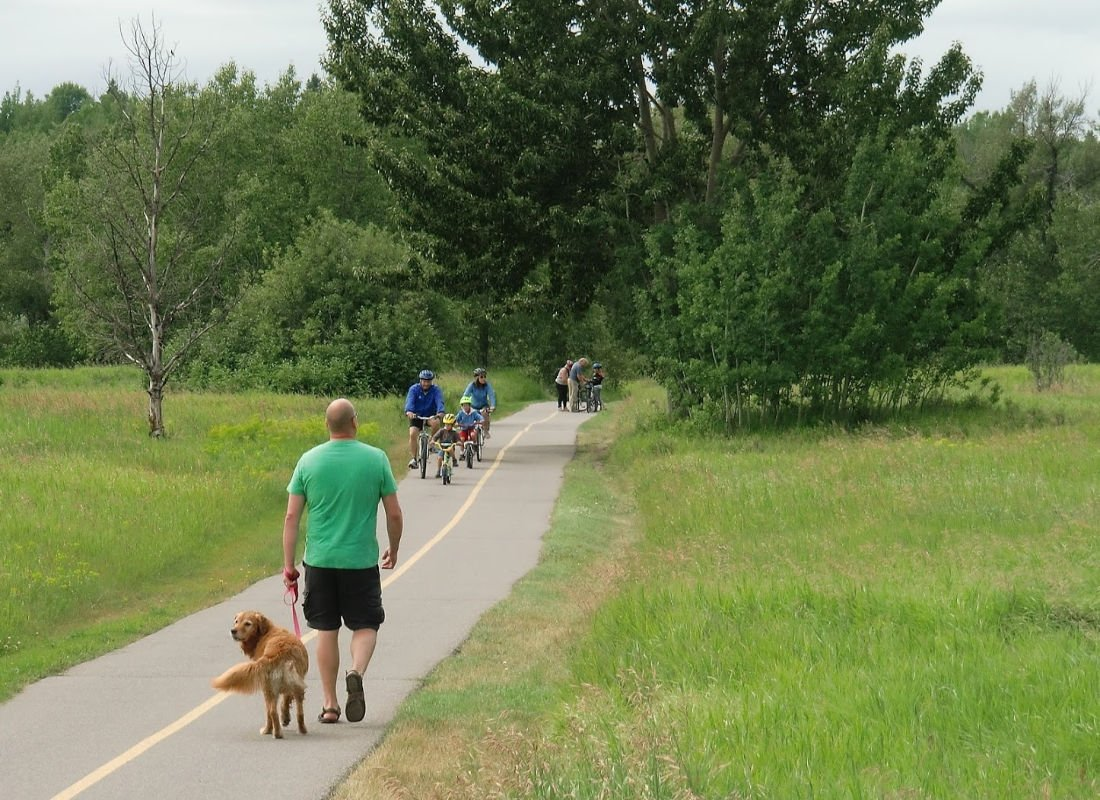 Calgary trails