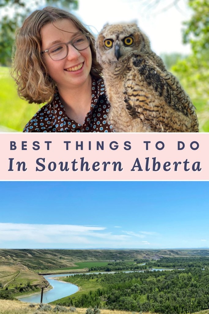 things to do in southern alberta