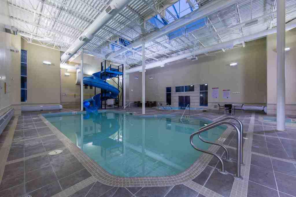 Grand Rockies Resort pool