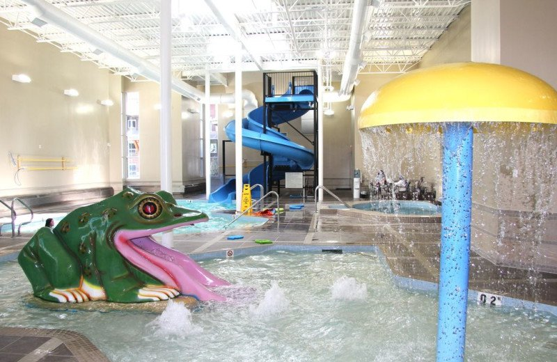 Canmore waterpark