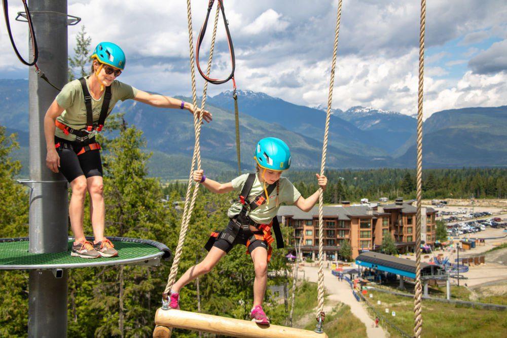 Revelstoke Mountain Resort summer