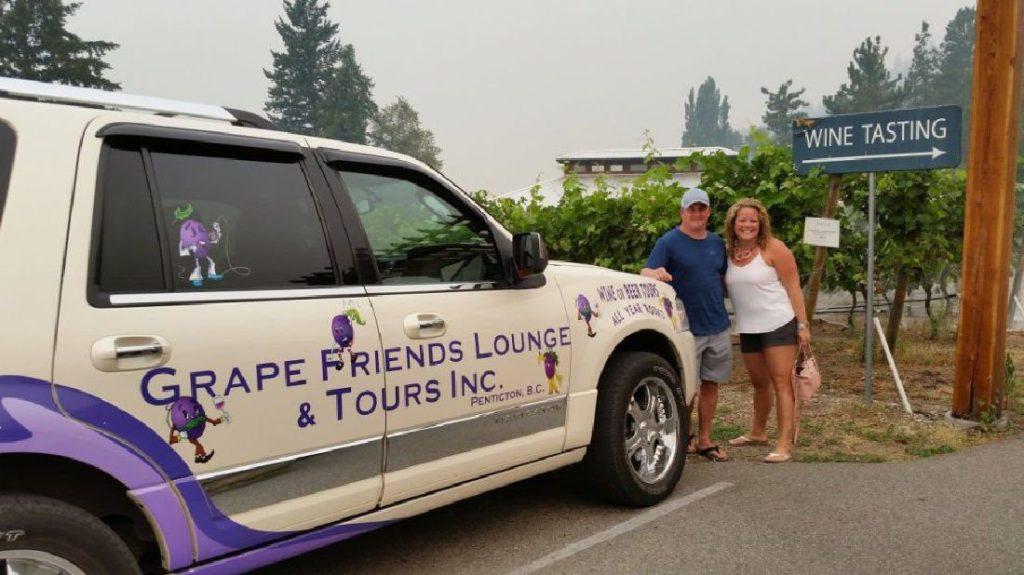 Summerland wine tour