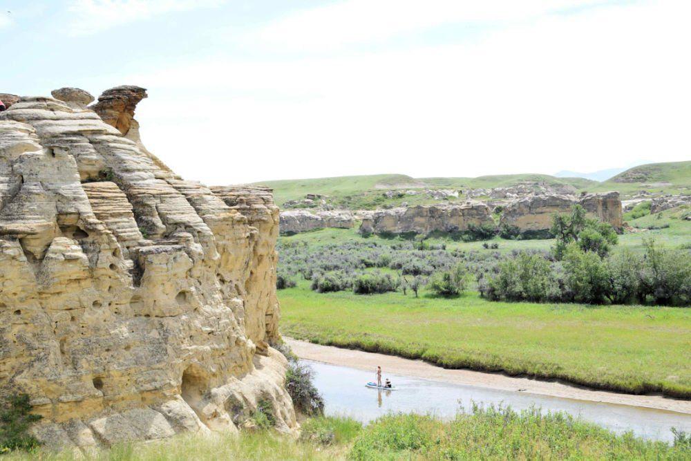 unesco world heritage sites in alberta