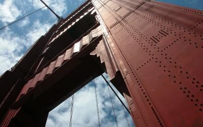 Golden Gate Bridge, San Francisco, Californië