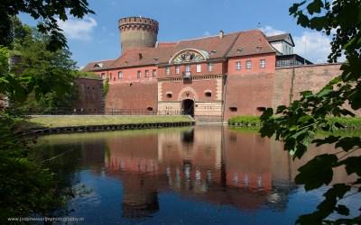Zitadelle Spandau, Berlijn, Duitsland, 20-5-2016