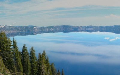 NP Crater Lake, Oregon