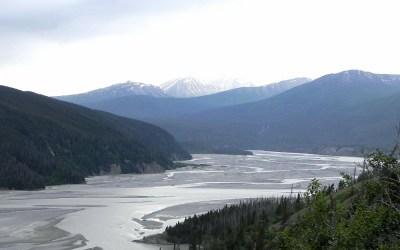 Alaska, Chitina Rivier