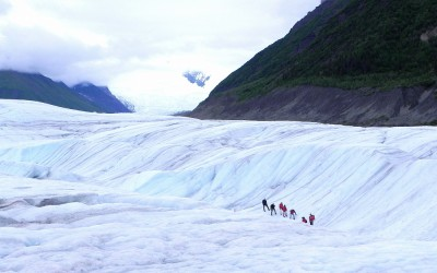 Alaska, McCarthy Glacier