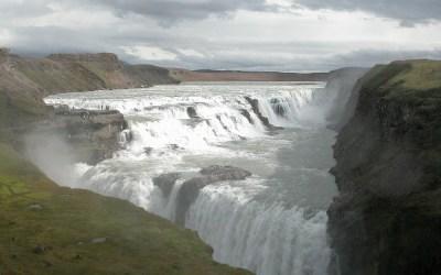 IJsland, Gullfoss
