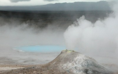 IJsland, Hveravellir