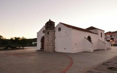 La Gomera, kerkje van Chipude