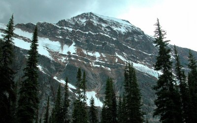 Mount Edith Cavell, Canada, 2008