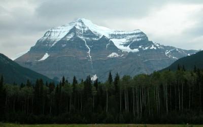 Mount Robson, Canada, 2008