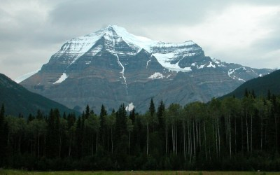 Mount Robson, Canada, 2008