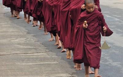 Myanmar, Kyaiktiyo