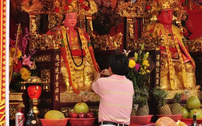 Hong Kong, HK Island, Man Mo Temple