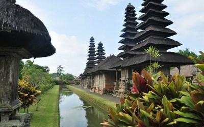 Taman Ayun, Bali, Indonesië, 2012