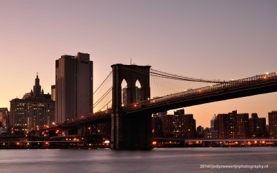 Brooklyn Bridge, NYC, 24-9-2014