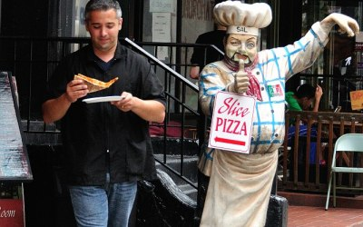 Food in NYC, 21-9-2014