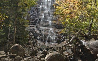 Arethusa Falls, Crawford Notch State Park, NH, USA, 5-10-2015