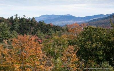 Langs de Kancamagus Highway, NH, USA, 5-10-2015