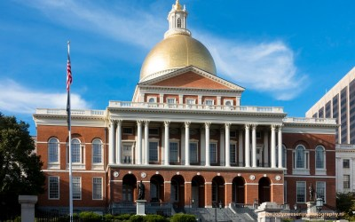 Massachusetts State House, Boston MA, USA, 26-9-2015