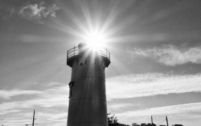 East Chop Lighthouse, Martha's Vineyard MA, USA, 13-10-2015