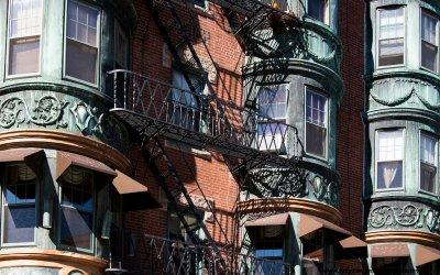 North Square, Boston MA, USA, 27-9-2015