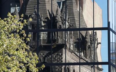 Trinity Church, Boston MA, USA, 27-9-201