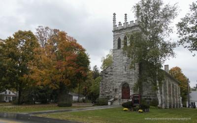 United church of Christ in Dorset VT, USA, 9-10-2015