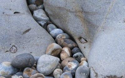 Strand van Audresselles, Opaalkust, Frankrijk, 1-5-2015