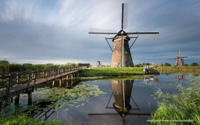 Molenkade, Kinderdijk, 14-8-2015
