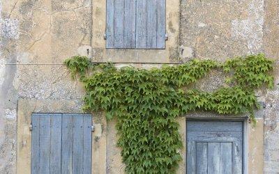 Gordes, Provence, Frankrijk, 5-7-2016