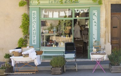 Sault, Provence, Frankrijk, 7-7-2016