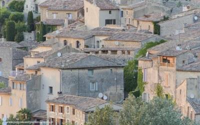 Saignon, Provence, Frankrijk, 8-7-2016