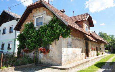 Dorpje Zerovnica, Slovenië, 6-7-2014