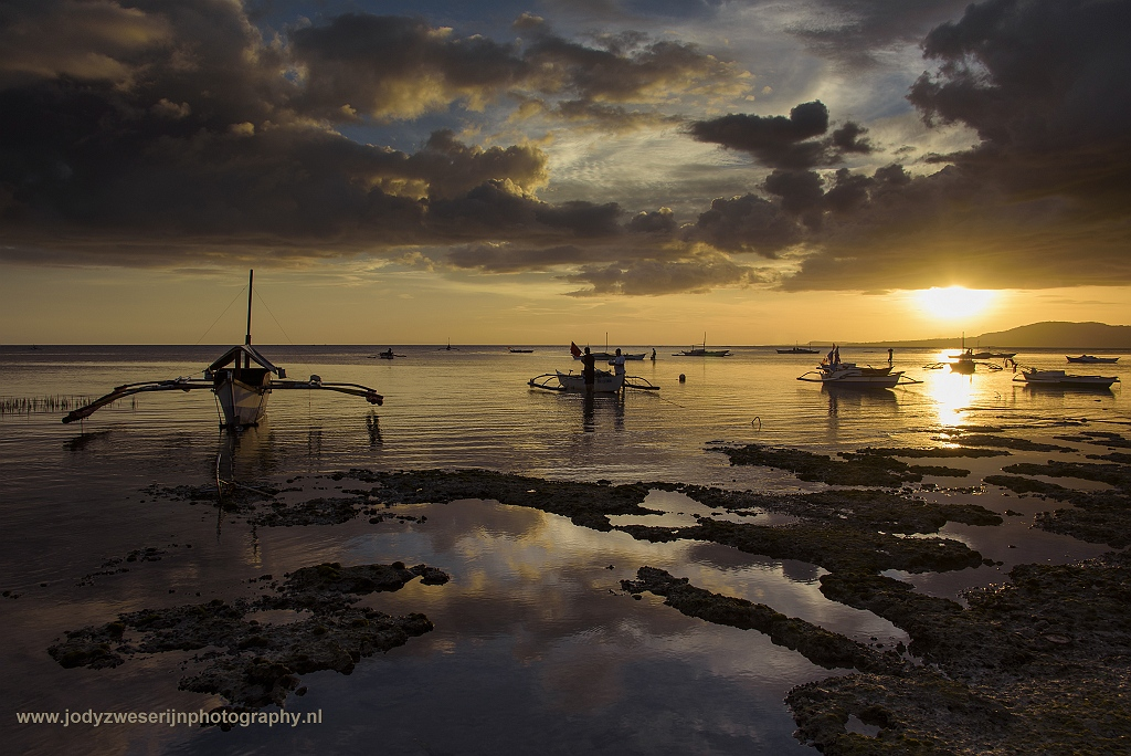 Zuidkust Bohol, Filipijnen, 8-11-2017