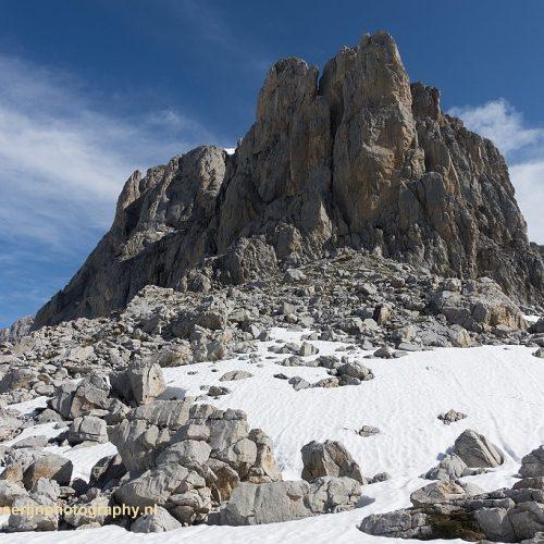 Torre de Horcados Rojos, Picos de Europa, Spanje, 24-5-2018