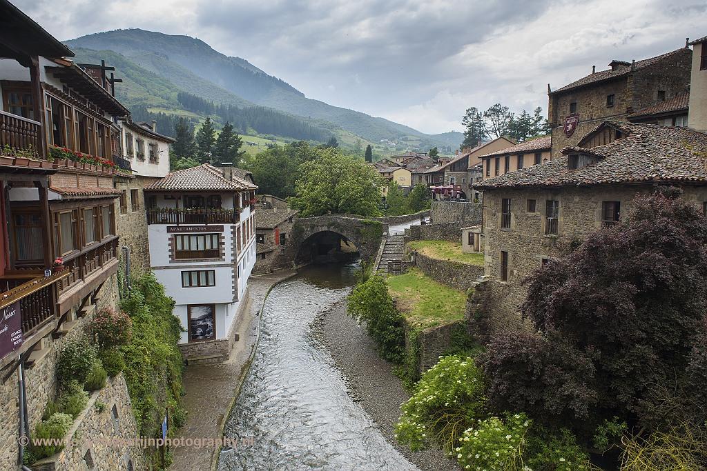 Potes, Picos de Europa, Spanje, 23-5-2018