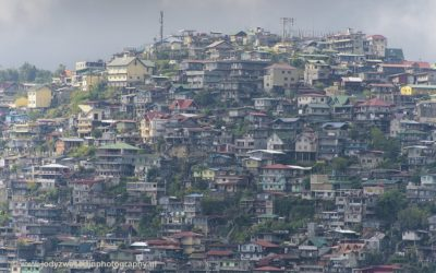 Baguio, Luzon, Filipijnen, 18-11-2017