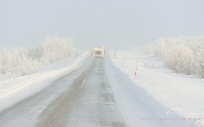Onderweg, Noorwegen, 27-1-2020